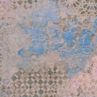 Tapet modern albastru